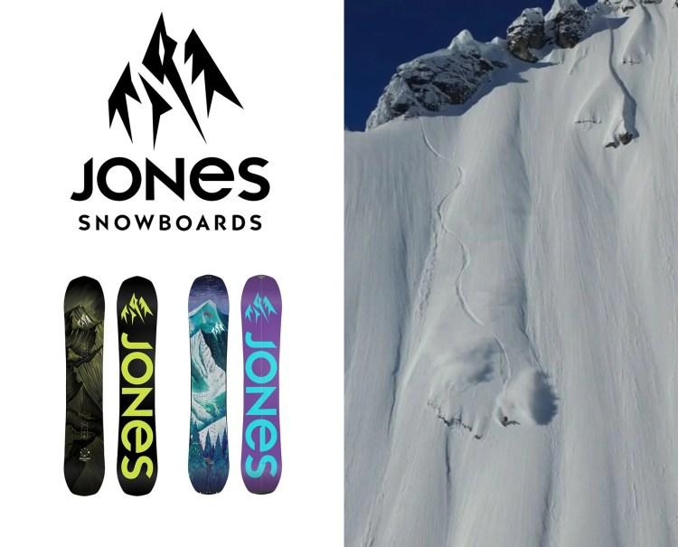 Jones Snowboard Brand