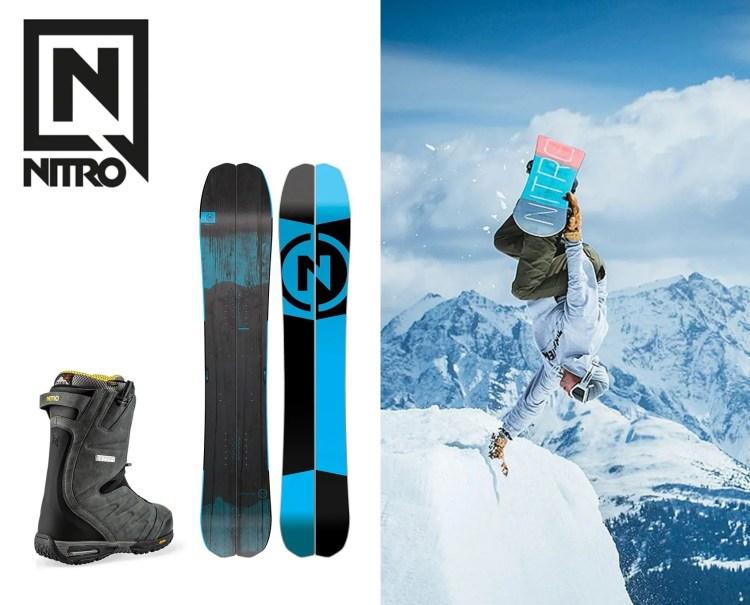 Nitro Snowboards Brand