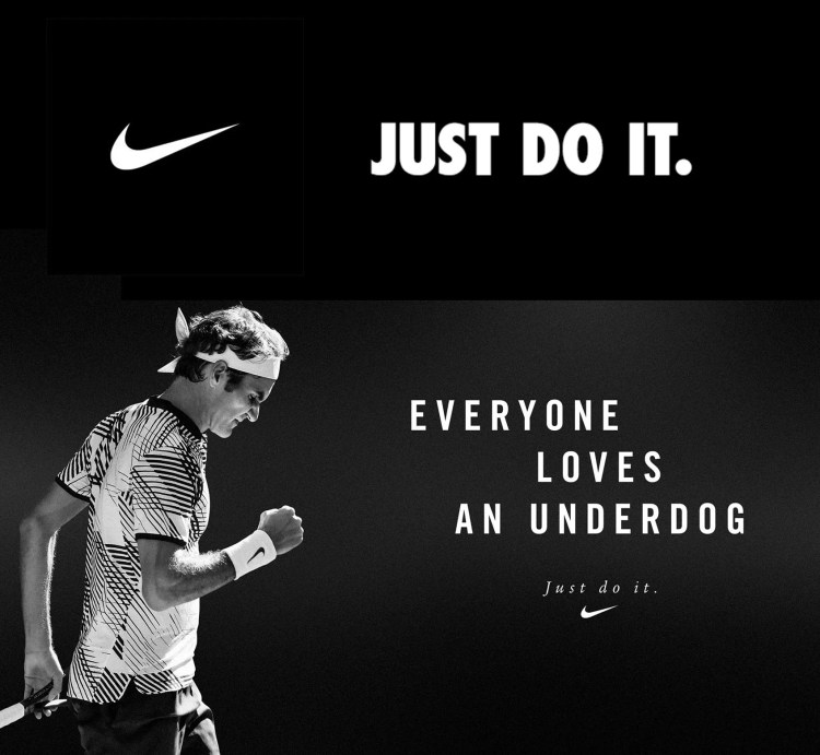 Nike Branding - Just do It, Sports Branding