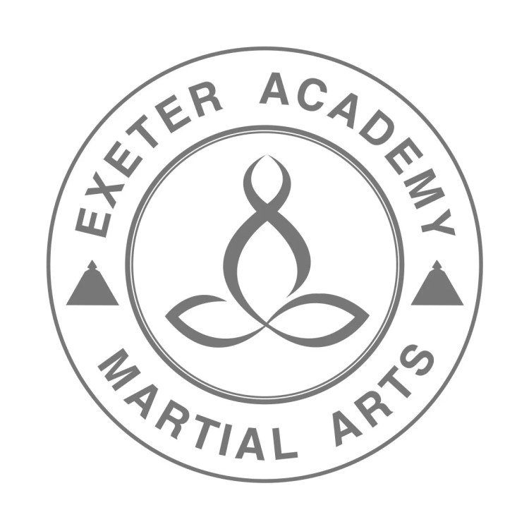 Exeter Academy of Martial Arts Logo Design