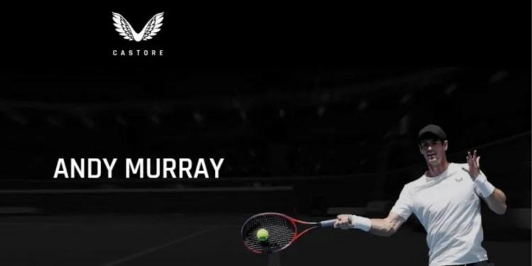 Castore Tennis Brand