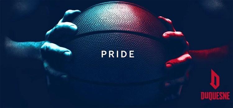 Duquesne Dukes Rebrand Basketball