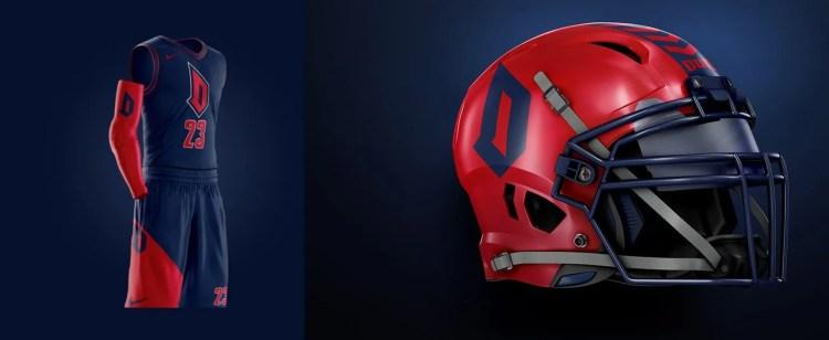 Duquesne Dukes Rebrand Kit