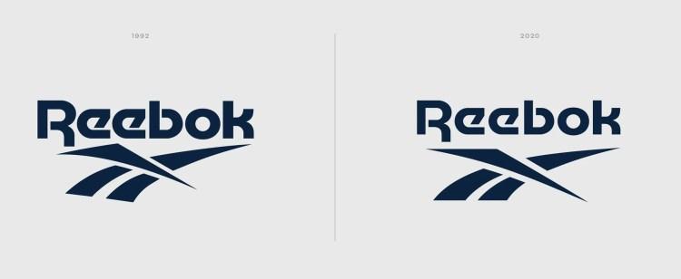 Reebok rebrand