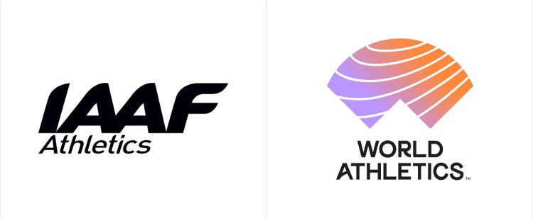 World Athletics Rebrand
