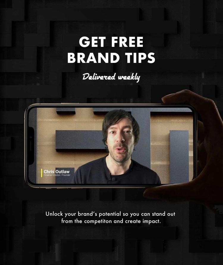 Free Weekly Brand Tip Videos