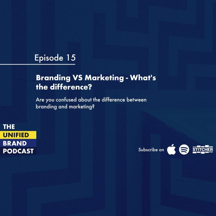 branding vs marketing what is the difference