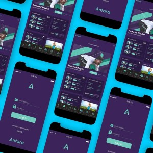 Antara Fitness App