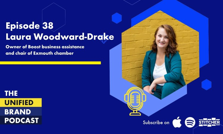Implementing Empowering Systems to Improve Your Brand With Laura Woodward-Drake