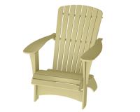 Plastic Muskoka Chair, Adirondack Chair   Ontario, Canada ...