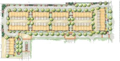 residential-community-landscape-site-plan