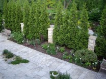 Architectural Functions of Landscapes - hedge