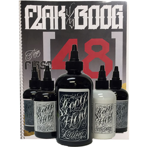 tattoo ink Boog Flow