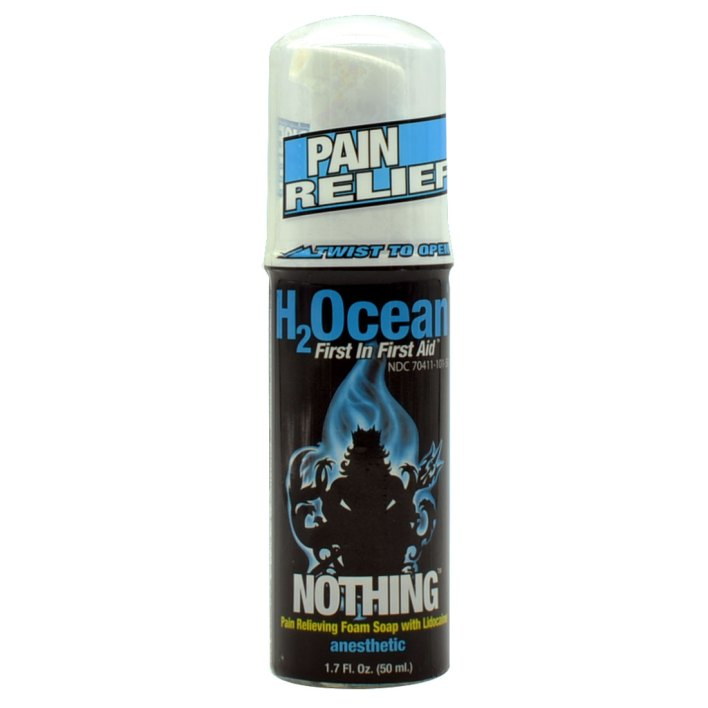 h2ocean nothing foam