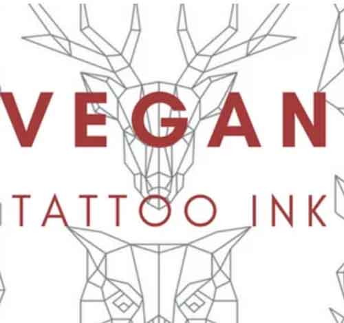 vegan tattoo inks