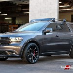 Dodge Durango Wheels Custom Rim And Tire Packages