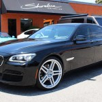 Bmw 7 Series Wheels Custom Rim And Tire Packages