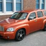 Chevrolet Hhr Wheels Custom Rim And Tire Packages
