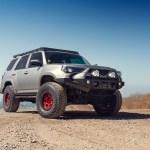 Toyota 4 Runner Wheels Custom Rim And Tire Packages