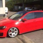Volkswagen Golf Gti Wheels Custom Rim And Tire Packages