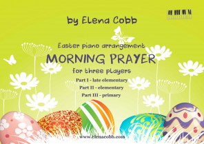 Morning in St Pauls Ensemble Cover copy