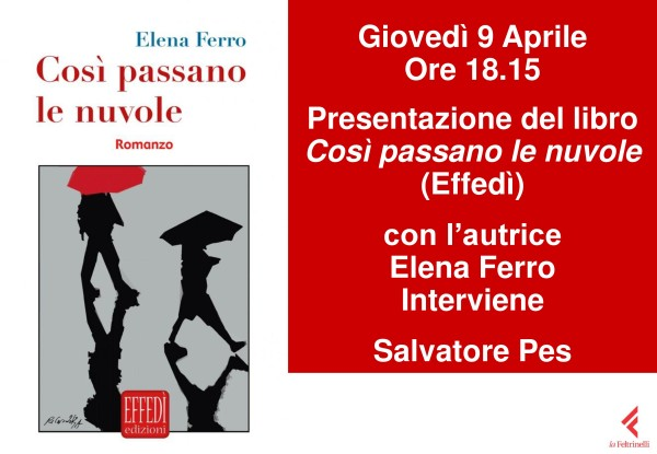 Rumors Elena Ferro Feltrinelli