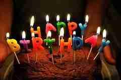 10 cose da fare il giorno del tuo compleanno