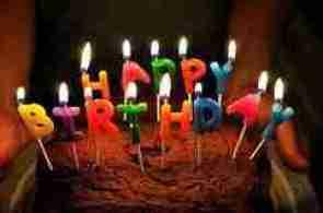 13 cose da fare il giorno del tuo compleanno!
