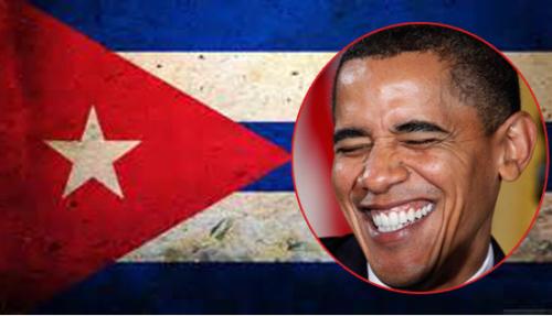 Obama a Cuba con un pugno di mosche