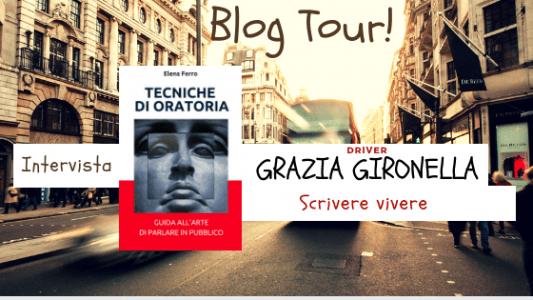 Blog Tour: L'intervista di Grazia Gironella