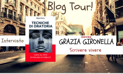 Blog Tour. Intervista di Grazia Gironella