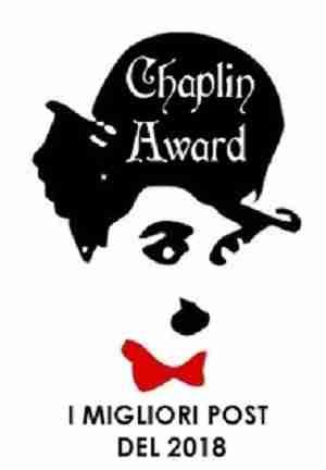 Ho vinto il Chaplin Award