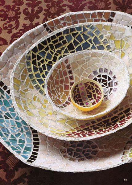 Elena Fiore  Creazioni e decorazioni  mosaico