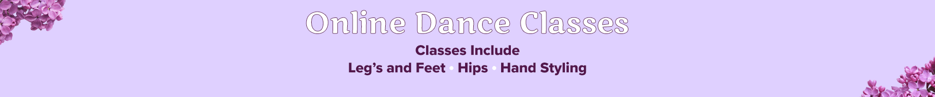 Online Dance Lessons with Elena Grinenko