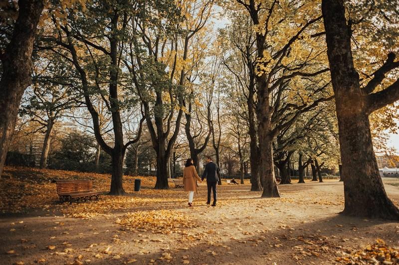 Autumn Wedding Brussels