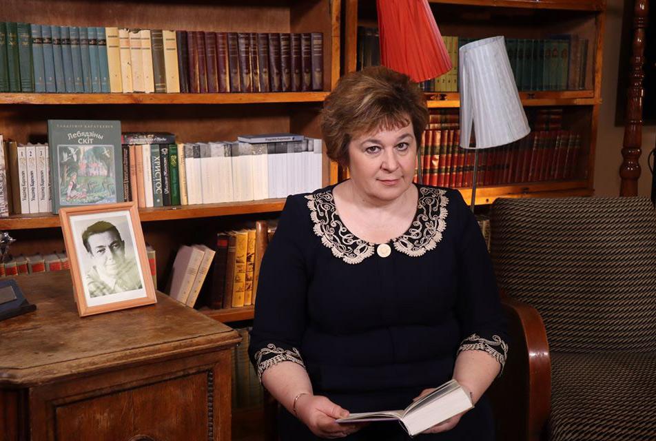 Елена Стельмах чтение Короткевича