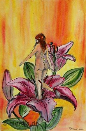 Königin der Blumen
