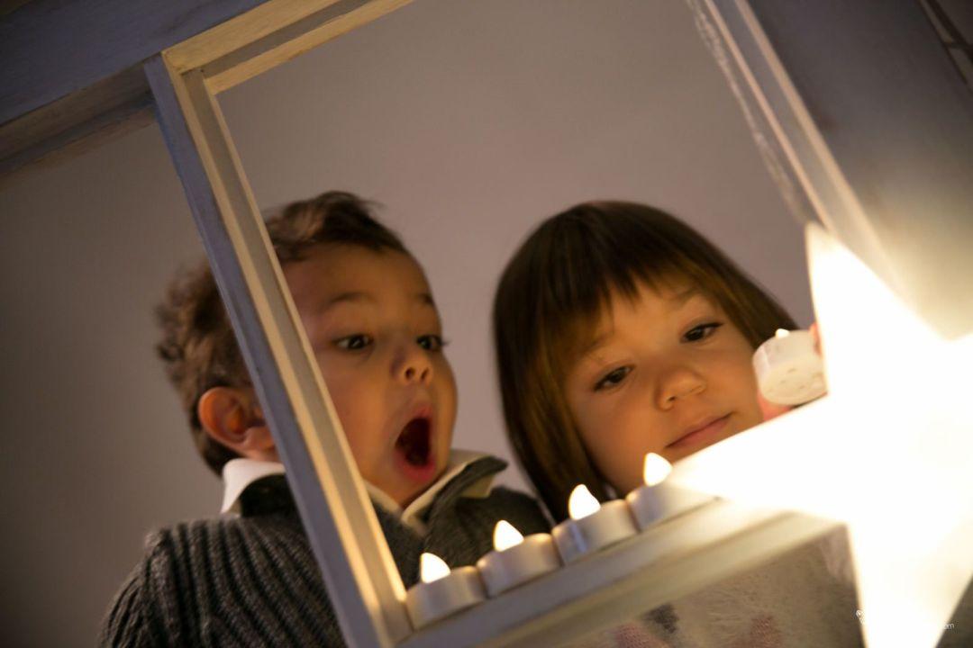fotografía infantil de navidad elenircfotografia 2