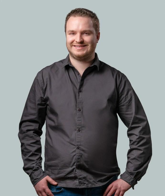 Foto von Mitarbeiter Johannes Weisser