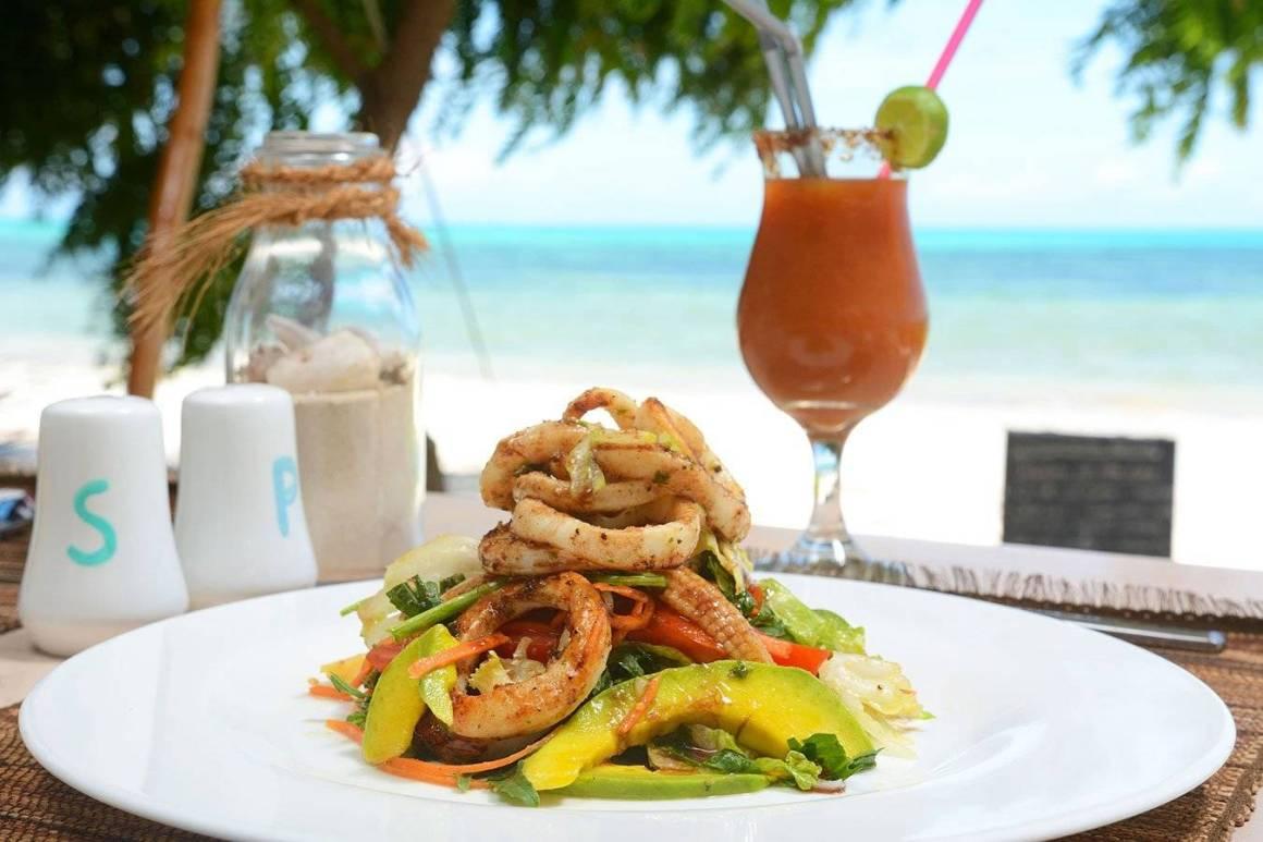 mangiare a Zanzibar