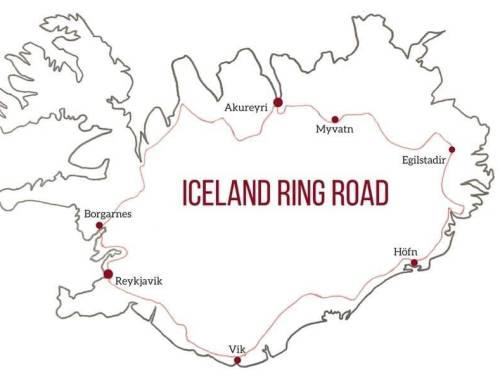 Ring Road Islanda