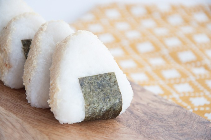 Onigiri Cute Wallpaper Vegan Parmesan Crusted Peanut Butter Onigiri Recipe