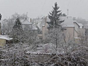 illkirch 2010 sous la neige