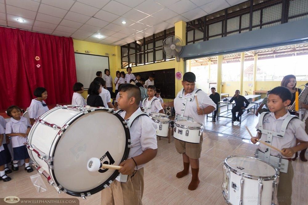 Making Thai students' days better: Baan Pattana School