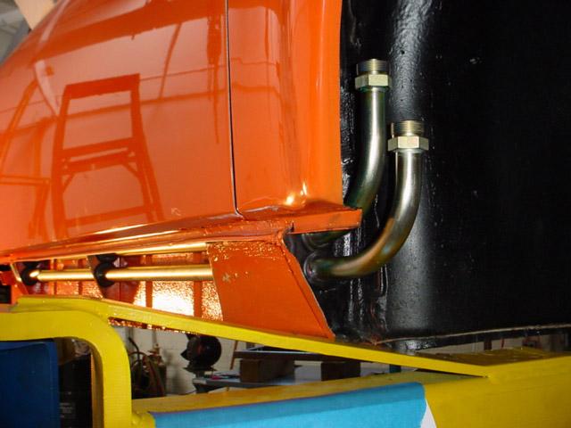 Elephant Racing  Oil Cooler Plumbing Kit For 9146