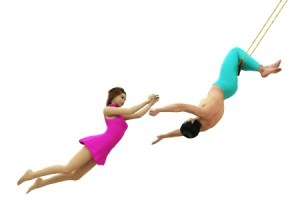 The Secret to Making a Career Leap: Mastering the Trapeze