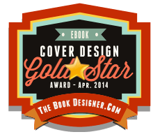 cover design gold star
