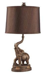 13 Fabulous Beautiful Elephant Lamps for Elephant Lovers!