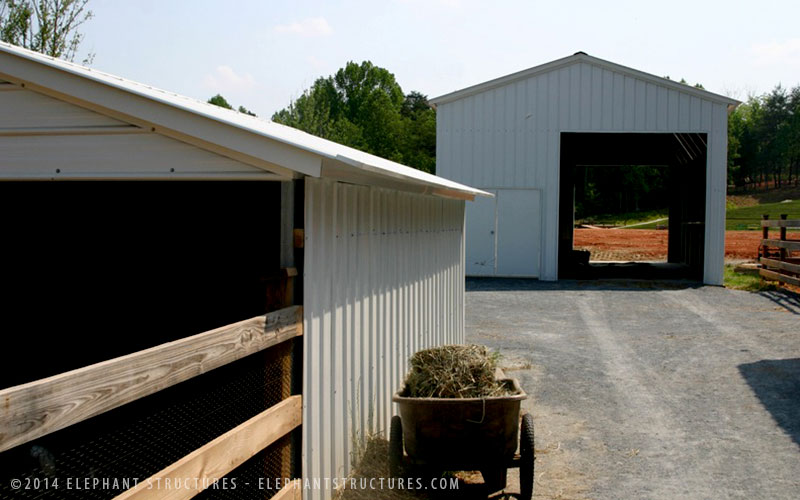 Metal Buildings Garages Carports Amp Barns Elephant Structures