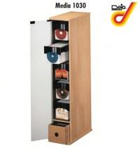 "Deja CD-Schrank DVD-Schrank Regal ""Media 1030"" Buche fr ..."
